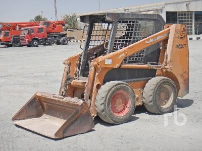 2002 CASE 40XT Skid Steer Loader