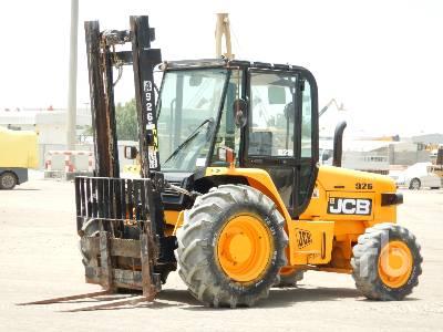 JCB 926 2.6 Ton Rough Terrain Forklift