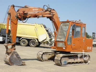HITACHI UH025-7 Midi Excavator (5 - 9.9 Tons)