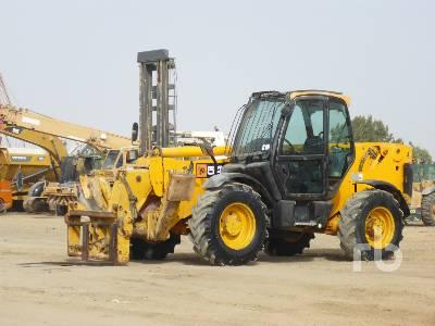 2006 JCB 540-140 4x4x4 Telescopic Forklift