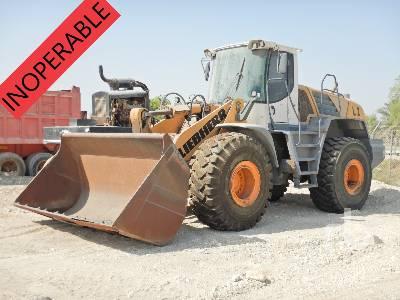 2007 LIEBHERR L566 Wheel Loader