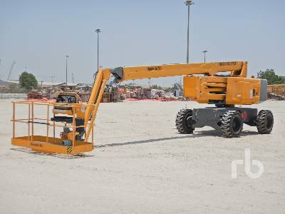 Unused 2017 HAULOTTE HA26 RTJ PRO 4x4x4 Articulated Boom Lift