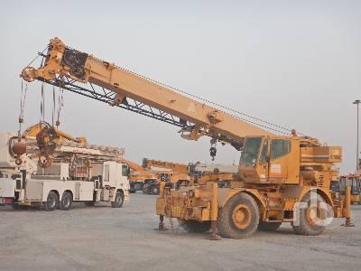 1998 GROVE RT528C 28 Ton 4x4x4 Rough Terrain Crane