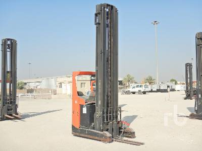 2012 BT 2 Ton Ride On 11.5 M High Reach Electric Forklift