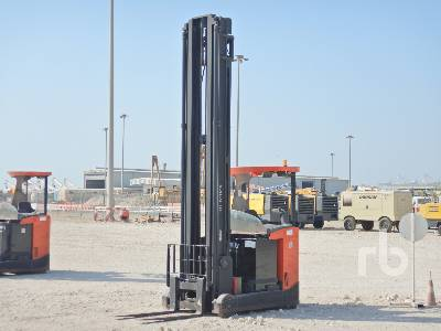 2014 BT 2 Ton Ride On 11.5 M High Reach Electric Forklift
