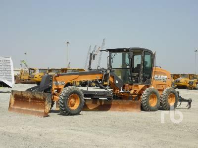 2013 CASE 885B Motor Grader