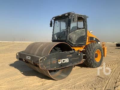2015 JCB VM115 Vibratory Roller