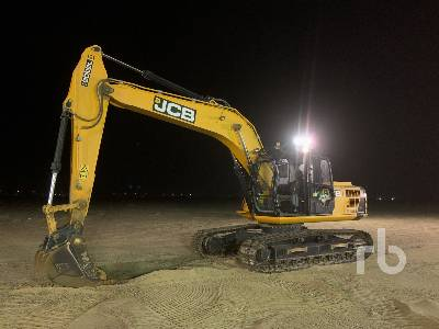 2017 JCB JS205 LC Hydraulic Excavator