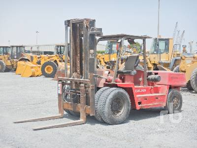 DALIAN CPCD100 10 Ton Forklift