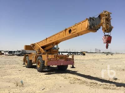 1990 GROVE RT744B 4x4x4 Rough Terrain Crane