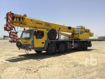 2013 TEREX / CHANGJIANG LT1036 36 Ton 8x4x4 Hydraulic Truck Crane