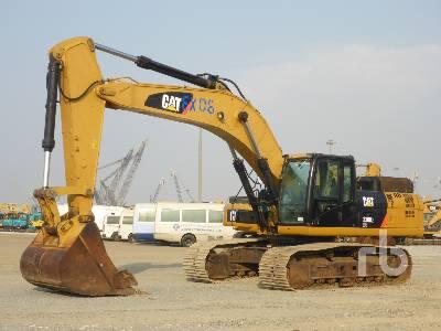 2014 CATERPILLAR 336D2 ME Hydraulic Excavator