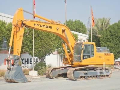 HYUNDAI ROBEX 3000LC-7 Hydraulic Excavator