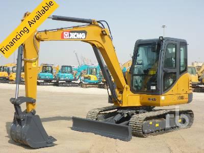 Unused 2021 XCMG XE60DA Midi Excavator (5 - 9.9 Tons)