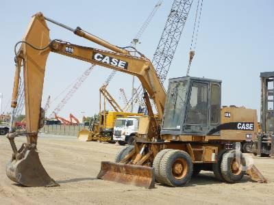 CASE 888P Mobile Excavator