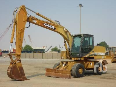 CASE 988P Mobile Excavator