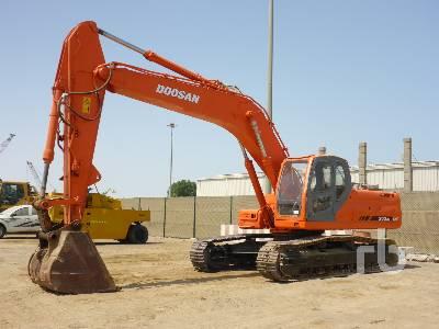 DOOSAN DX300LC Hydraulic Excavator
