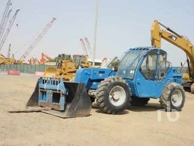 2006 TEREX GLADIATOR 3007 4x4x4 Telescopic Forklift
