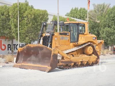 2010 CATERPILLAR D8R LRC Crawler Tractor