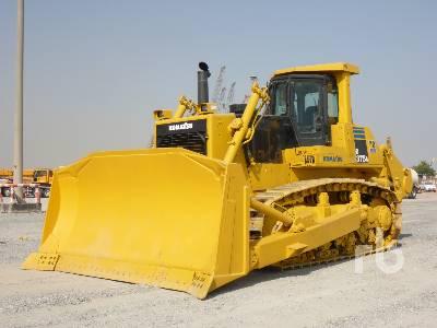 2009 KOMATSU D375A-5 Crawler Tractor