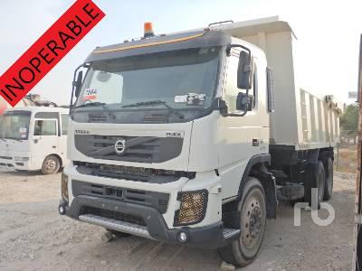 2012 VOLVO FMX370 6x4 Dump Truck (T/A)