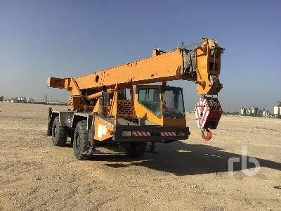 1989 GROVE AT422E 20 Ton 4x4x4 All Terrain Crane