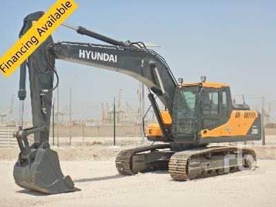 Unused HYUNDAI R210 Smart Plus Hydraulic Excavator