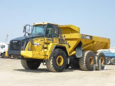 2013 KOMATSU HM400-3 6x6 Articulated Dump Truck