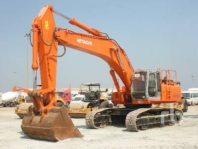 FIAT-HITACHI EX455 Hydraulic Excavator