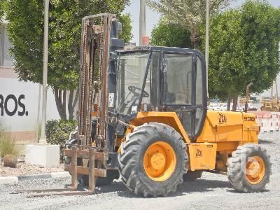 JCB 926 2.6 Ton 4x4 Rough Terrain Forklift