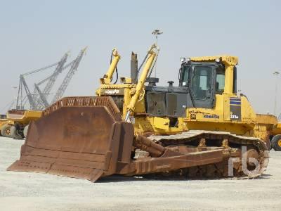 2009 KOMATSU D375A-5E0 Crawler Tractor