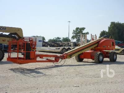 JLG 660SJ 4x4 Boom Lift