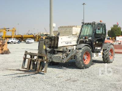 2009 BOBCAT T40170 4x4x4 Telescopic Forklift