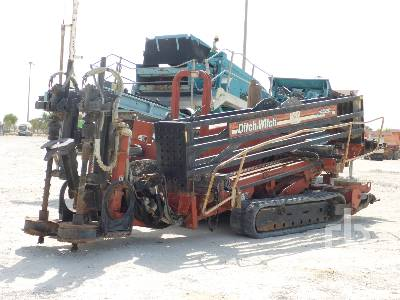 2006 DITCH WITCH JT4020 Mach 1 Crawler Directional Drill