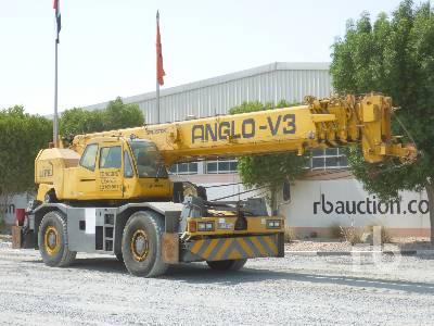 1997 TADANO TR350M-3 35 Ton 4x4x4 Rough Terrain Crane