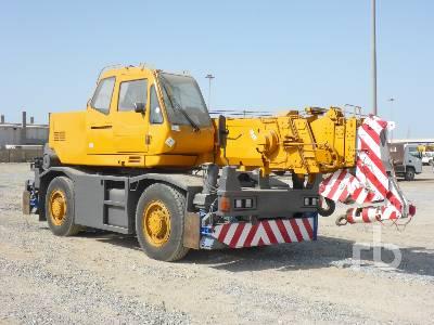 1997 TADANO TR160M-3 16 Ton 4x4x4 Rough Terrain Crane