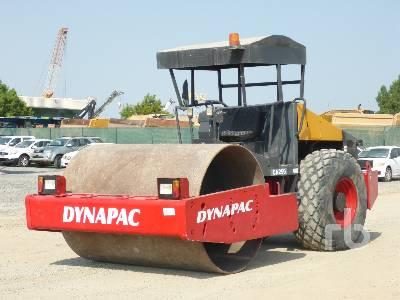 2010 DYNAPAC CA250 Vibratory Roller