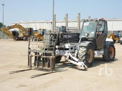 2007 BOBCAT T40140 4x4x4 Telescopic Forklift