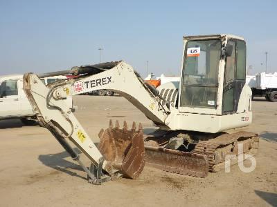 TEREX TC60 Midi Excavator (5 - 9.9 Tons)