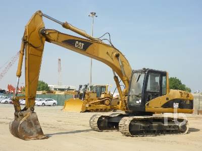 CATERPILLAR 320C Hydraulic Excavator