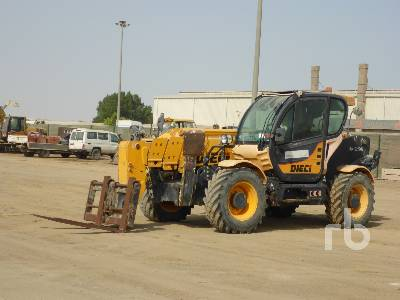 2015 DIECI ICARUS 40.17 4x4x4 Telescopic Forklift