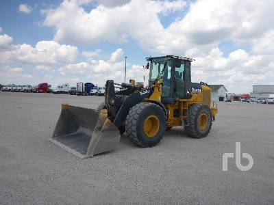 2005 JOHN DEERE 544J Wheel Loader
