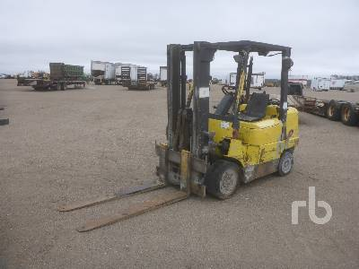 2004 HYSTER S80XM Forklift Parts/Stationary Construction-Other