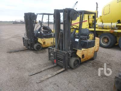 1992 HYSTER S50XL 4950 lb Forklift Parts/Stationary Construction-Other