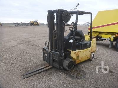 1993 HYSTER S50XL 4550 Forklift Parts/Stationary Construction-Other