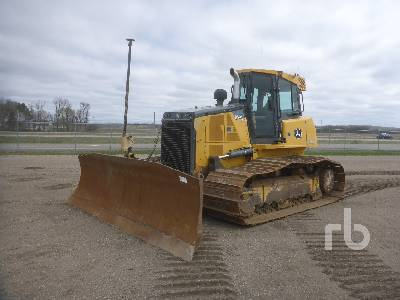 2011 JOHN DEERE 850K LGP Crawler Tractor