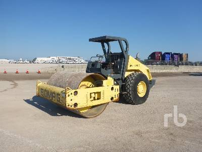 1998 BOMAG BW213PDH-3 Vibratory Padfoot Compactor