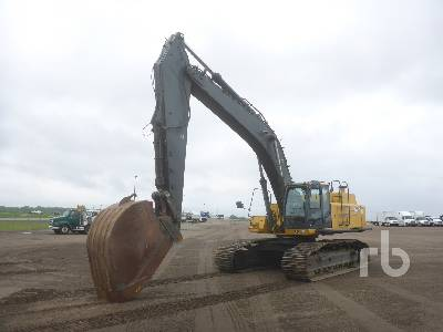 2006 JOHN DEERE 450D LC Hydraulic Excavator