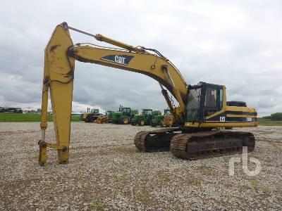 1997 CATERPILLAR 330BL Hydraulic Excavator