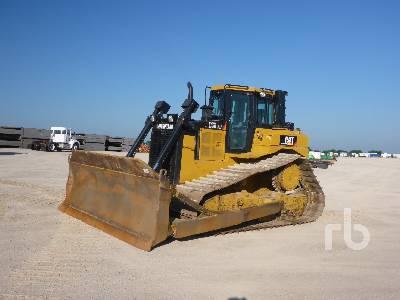 2007 CATERPILLAR D6R LGP Series III Crawler Tractor